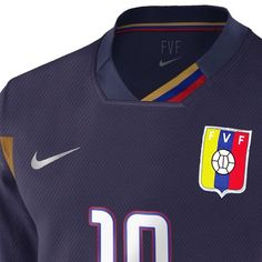 876493014ed2a First shot to the  secondjersey for the  Vinotinto  concept with   Nikefootball