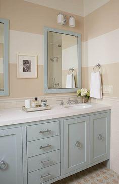 SF Family Home - ADL: Interior Designer San Francisco - kids bathroom