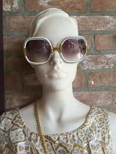 9df3be685d85 Ted Lapidus occhiali da sole oversize