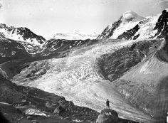 Jules Beck begann 1866 als Amateur und Pionier im Hochgebirge zu fotografieren. Eine neue Technik ermöglichte ihm einzigartige Aufnahmen, die wir hier zeigen.