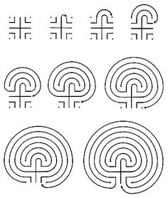 meditation Maze How-to. Labyrinths, ancient sacred walking paths originating over 3500 years ago, have been utilized for quieting the mind and enhancing insight throughout many spiritual and cultural traditions. Based on the circle and the spiral, the labyrinth symbolizes wholeness and unity. It can be used by individuals and groups; the long winding path presents a metaphor for our personal journey, a symbol of balance and connection with the earth for those who walk it.