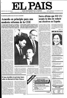 4 de Diciembre de 1985