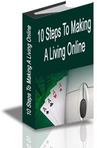 10 Steps to Making a Living Online