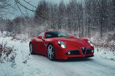 Η Alfa Romeo 8C Competizione είναι αξεπέραστη ακόμα και μετά από 10 χρόνια - Autoblog.gr
