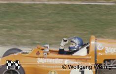 Hans-Joachim Stuck Jr - March 752 BMW - March Engineering Ltd - XXXVII ADAC-Eifelrennen 1975