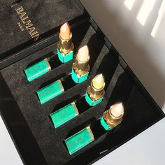 L'Oréal Paris x Balmain Paris – Safari Collection: Review and Image by Hey Pretty Beauty Blog