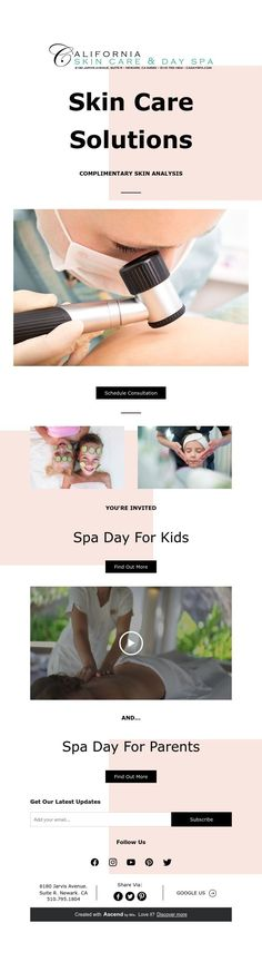 Skin Care Solutions Skin Tips, Skin Care Tips, Atopic Dermatitis Treatment, Spa Day For Kids, Facial Therapy, How To Treat Eczema, Facial Treatment, New Skin, Facial Skin Care