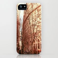 Autumn in New York iPhone & iPod Case by Loosso - $35.00