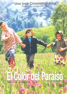 """""""El color del paraíso / Rang-e khoda / The color of paradise"""", (Iran 1999). Direcció: Majid Majidi. Tema: Educació sense exclusions."""