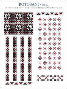 Texture_ ways to add texture to wood projects: Screw or Lag Bolt impressions in the wood, great for edging. Embroidery Sampler, Folk Embroidery, Embroidery Patterns, Cross Stitch Borders, Cross Stitching, Cross Stitch Patterns, Beaded Jewelry Patterns, Beading Patterns, Palestinian Embroidery