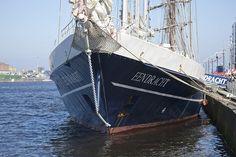 Tall Ships Visit Dublin Maritime festival 2009 - The Eendracht