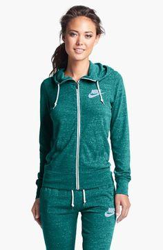 Nike 'Gym Vintage' Hoodie available at #Nordstrom