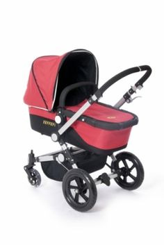 Ferrari Shop - Abbigliamento e merchandising Baby Stroller Brands, Baby Strollers, Ferrari, Siege Bebe, Bee Bop, Baby Buggy, Kids Seating, Baby Carriage, Colors