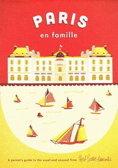 Paris with Kids - Hither and Thither