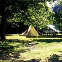 Camping La Grosse Talle (2009) kleine hele gezellige camping in de vendee