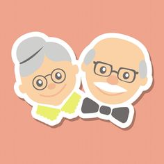 Abuelitos. 💕 Grandparents Day Activities, Origami Art, Cartoon Pics, Invitation Cards, Crafts For Kids, Design Inspiration, Clip Art, Stamp, Drawings