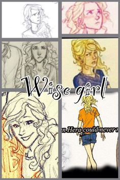 Wise Girl- Annabeth Chase