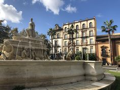 Let's go on an adventure! South Of Spain, Seville Spain, Malaga, Long Weekend, Fountain, Eye Candy, To Go, Let It Be, Adventure