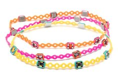 Braced Lets Are Bracelets Made From Orthodontic Supplies We Can Order Some For You At Cornejo Orthodontics In Any Color