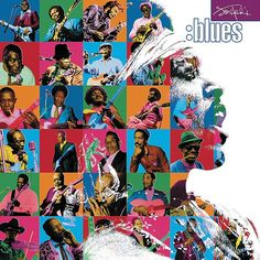 Jimi Hendrix, Blues. Glad to see that the best guitarist ever revered those blues artist whose shoulders he stood on.