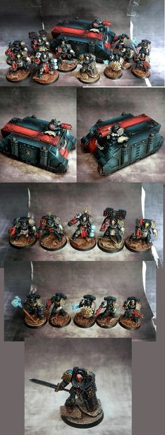 second team deathwatch