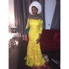 Instyle Fashion Trends: Classy, Lush & Unique Aso-Ebi Outfits - Wedding Digest Naija
