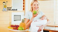 Operación bikini para mamas. 10 pasos para adelgazar con niños. Ejercicios con bebes. Adelgazar después del embarazo. Dieta para madres