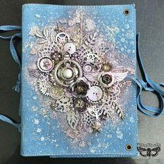 Finnabair: Twinkle, Sparkle, Shine - Denim Journal
