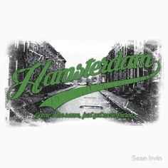 Hamsterdam - Cloud Nine Edition (Green)