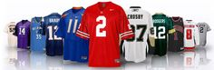 Don't see your favorite #team listed on our contest page? Enter to win the #official #sports #jersey of your choice! Register for our #new #sports #app at https://crazynewsportsapp.com/Jersey and you could win!