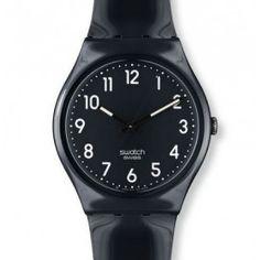 Reloj Swatch Black Suit GB247 40€