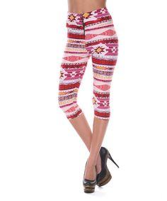 9d8dde055a3ce1 Capri tights Womens Capri Pants, Capri Leggings, Jeggings, Toddler Girl,  Aztec,