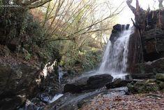 Información sobre la fervenza de Bouzafría en el Río Eifonso en Bembrive, Vigo