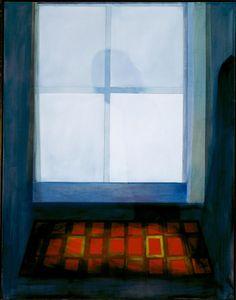 Window shadow | Charles BLACKMAN | NGV