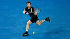 Andy Murray beat Joao Sousa in four sets before visiting Sears in hospital