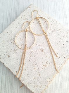 Circle Dangle Earring,Circle Earring,Gold Geo Tassel Earring,Gold Circle Dangle Earring,Geo Tassel Earring,Geo Circle Tassel Earring