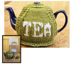 Knitting kit Tea Cosy