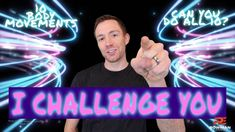 Challenge Me (10 Movements To Test Your Ability) Kids Gym, Gross Motor Activities, Body Challenge, Brain Breaks, Workout Videos, Neon Signs, Exercise, How To Plan, Youtube