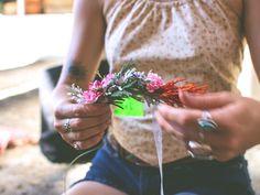 The North Bay Flower Collective + Our First Annual Flower Festival 2015 written by Jaclyn Nesbitt of Jaclyn K. Nesbitt Designs