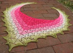 Ravelry: Crushed pattern by Rachel Henry