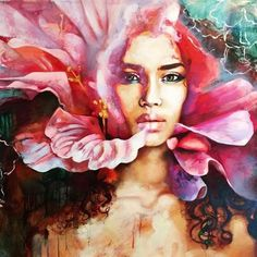 Dimitra Milan paintings reflect a dreamy world where anything is possible and fearless subjects harmoniously coexist. Submit your Artwork and join our artists at www.artpeoplegallery.com #artpeople #artist #amazing #gallery #illustration #artist #art #paint #painting