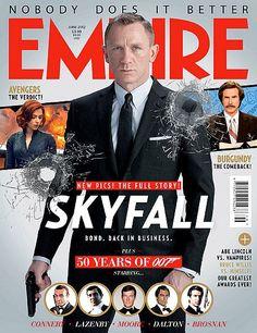 Daniel Craig - Empire Magazine Cover [United Kingdom] (June 2012)