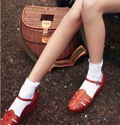 // those shoes