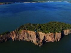 Bay of Fundy Private Island: $4.7 million