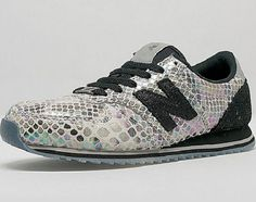 New Balance 420 Launches with Iridescent Snakeskin