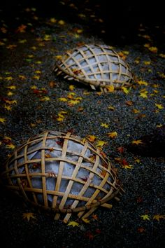 Seungwon: This is a light basket.  No, it's a turtle basket.  Japanese bamboo basket, Kago 籠