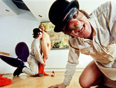 """""""Orange mécanique"""", 1971"""
