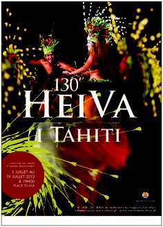 130th Heiva i Tahiti, French Polynesia