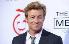 """Simon Baker Photos Photos - Actor Simon Baker attends the CBS 100 episode celebration of """"The Mentalist"""" held at The Edison on October 13, 2012 in Los Angeles, California. - CBS Celebrates 100 Episodes Of """"The Mentalist"""" - Arrivals"""