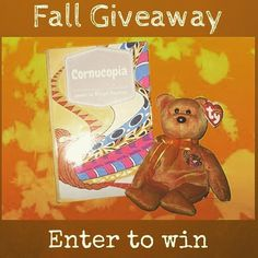 It's FALL giveaway time! Do you want to WIN an autographed copy of the Cornucopia book and a cornucopia Beanie Baby for the special kiddo in your life?  Repost this picture with the hashtag #CornucopiaBook and fill out the entry form (link in our bio) to enter! Winner will be chosen Dec 1st!  #childrensbook #childrenspoems #childrenspoetry #scholasticbookfair #teacherlife #momlife #lundeens #vromans #pengiunbooks #momsofinstagram #teachers #giveaway #giveaways #contest #contests #contestgram…